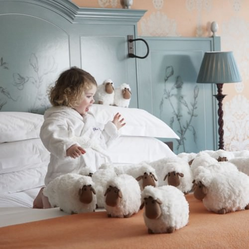 Barbour & Pride Of Britain Win A Family Break At The Goring, One Of Londons Finest Luxury Hotels-1