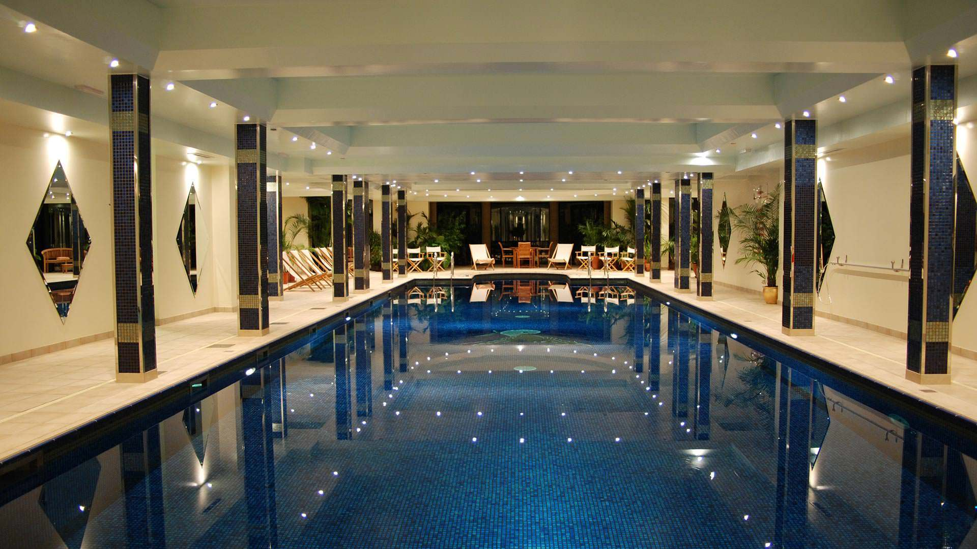 Bovey castle hotel luxury hotels devon pride of britain - Luxury scottish hotels with swimming pools ...
