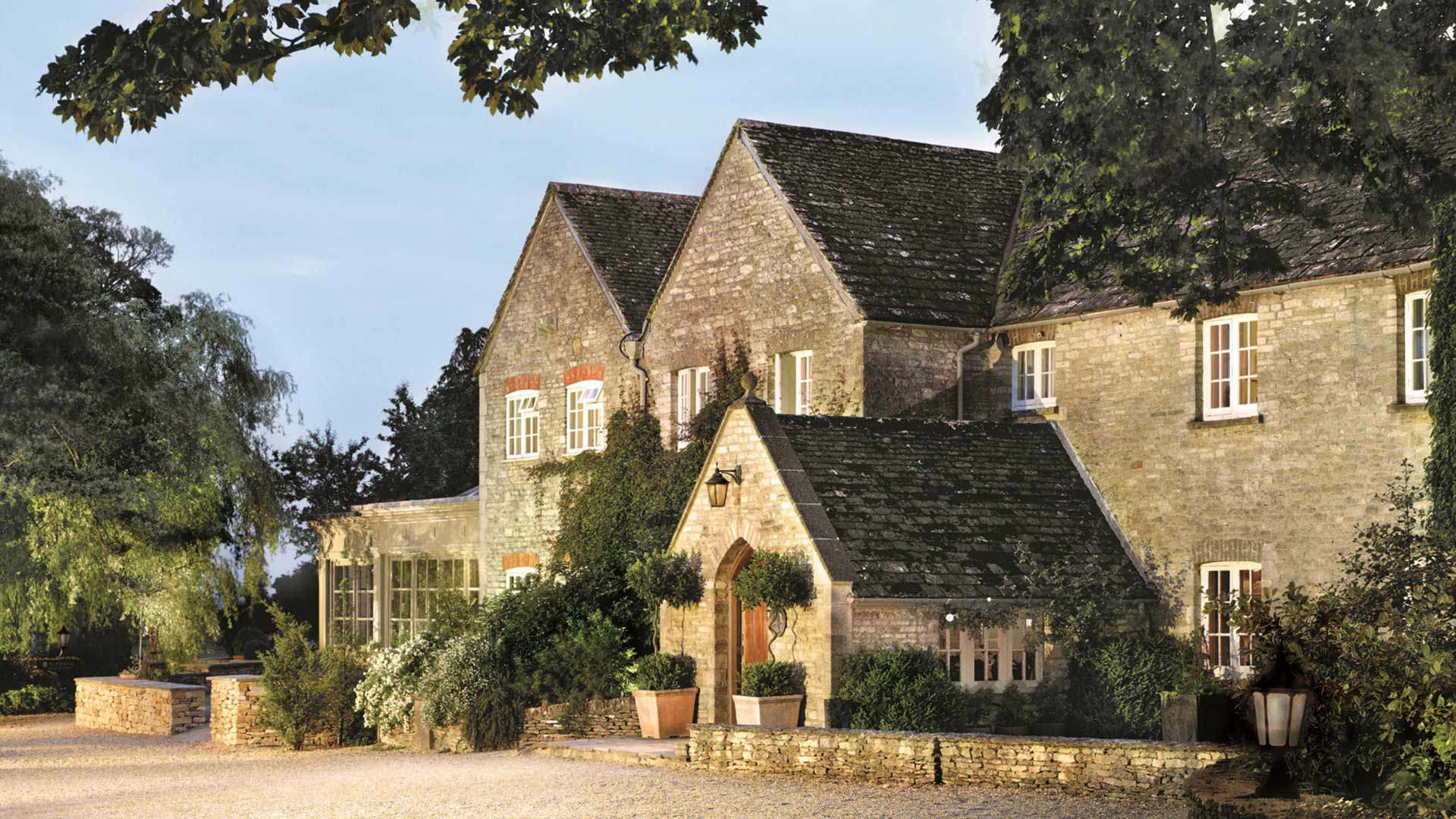 Calcot Amp Spa Luxury Hotels Gloucestershire Pride Of