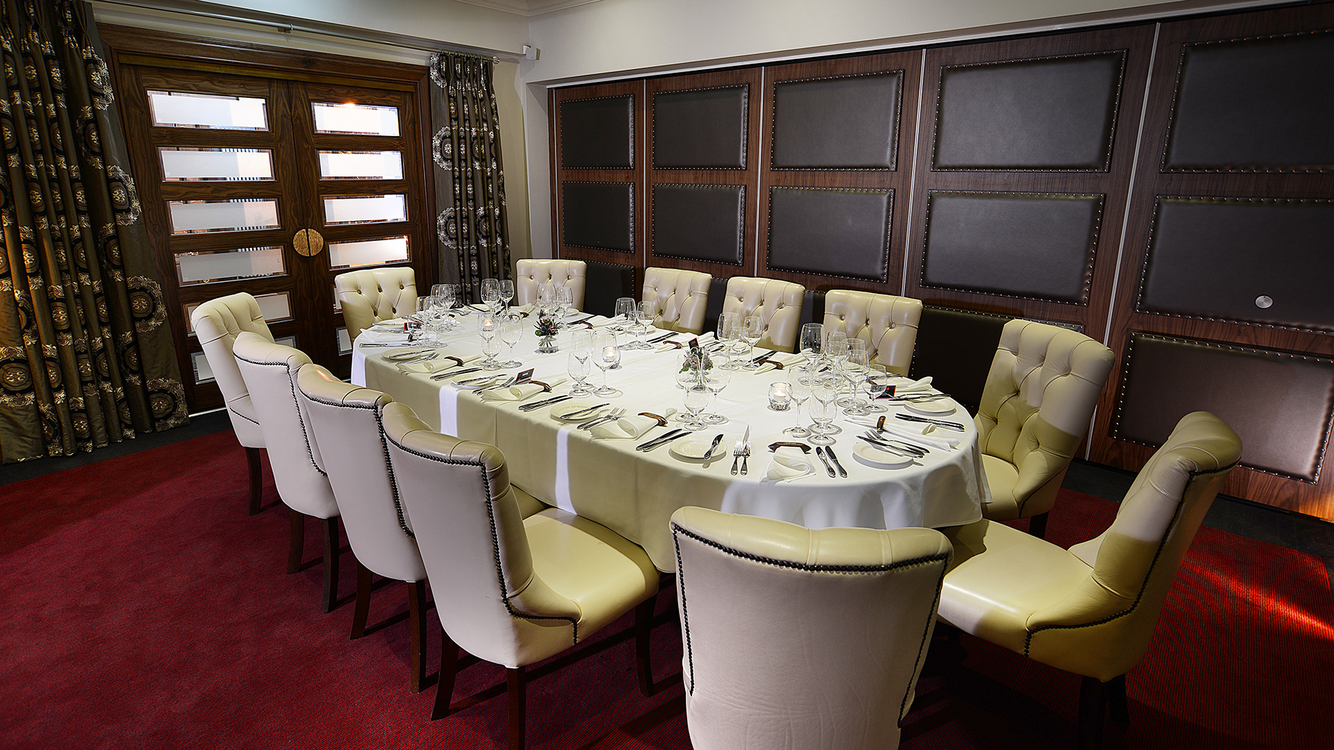 Hartwell House Room Hire