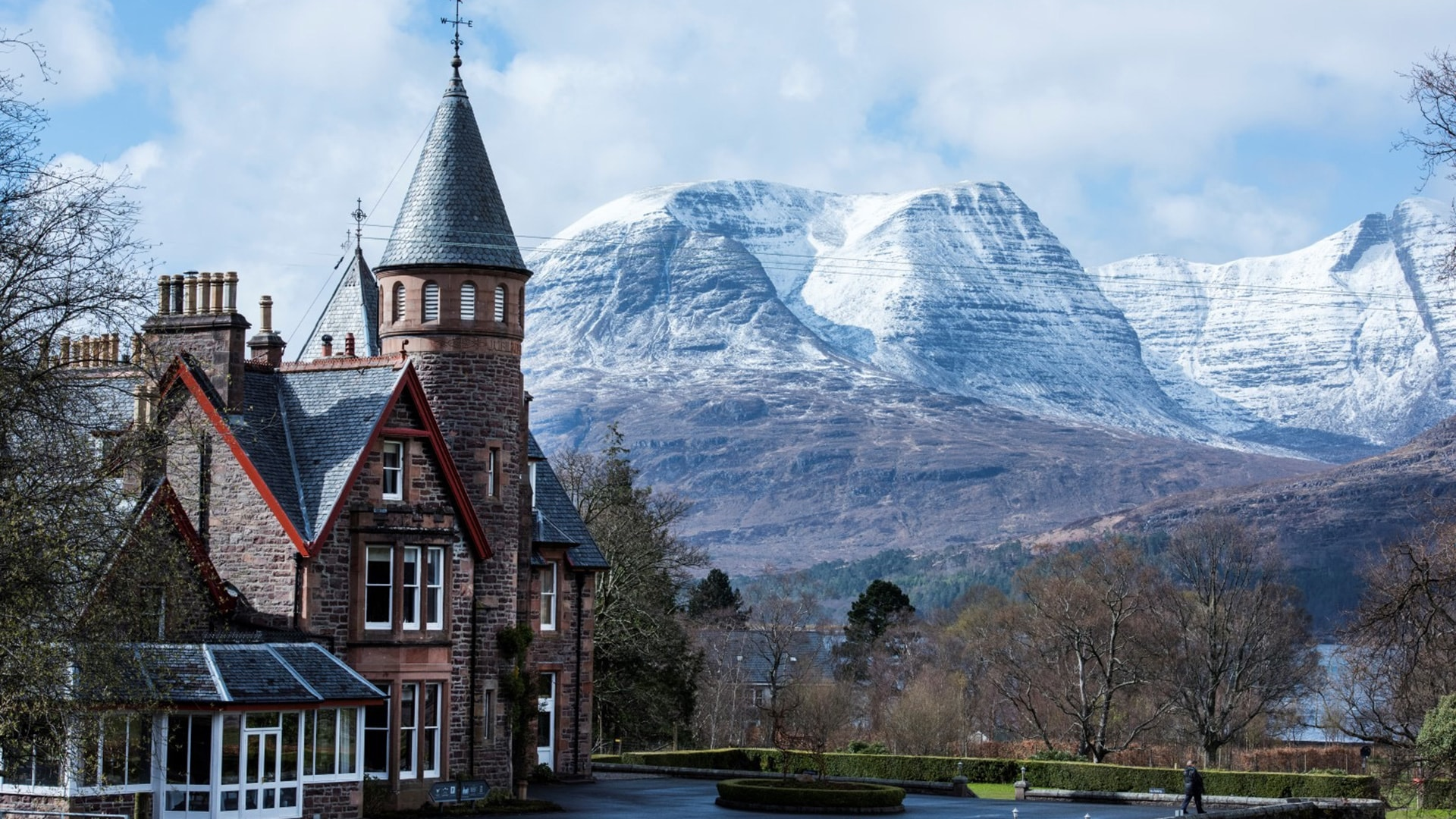 The Torridon Hotel By Achnasheen Wester Ross Scotland