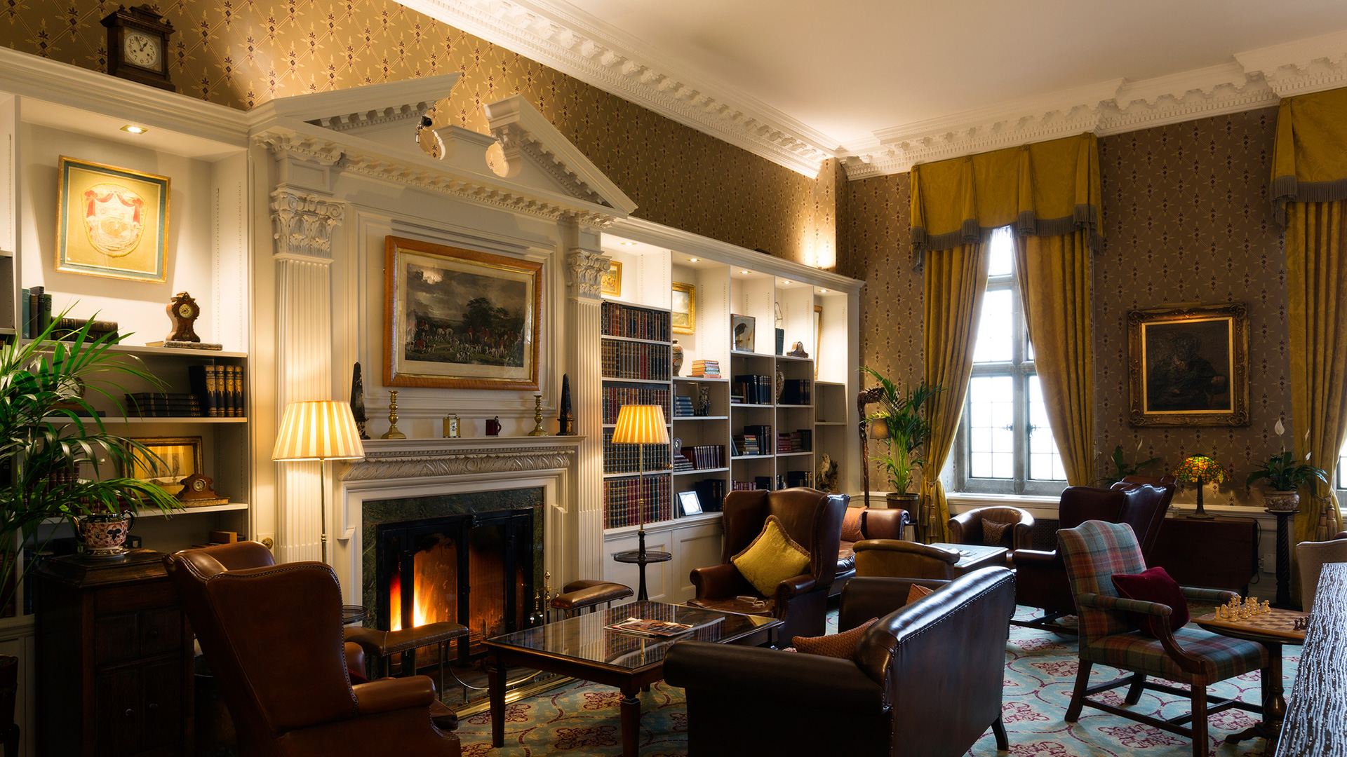 Stapleford Park Country House Hotel Luxury Hotels