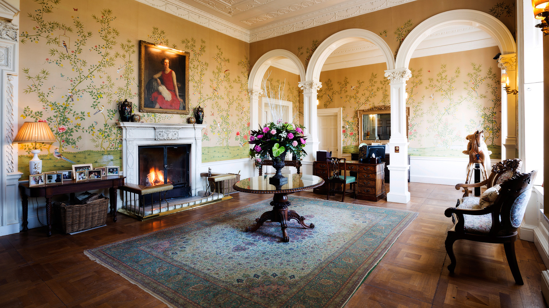 Watch Old Park Hall hotel: the country pad we're crushing on video