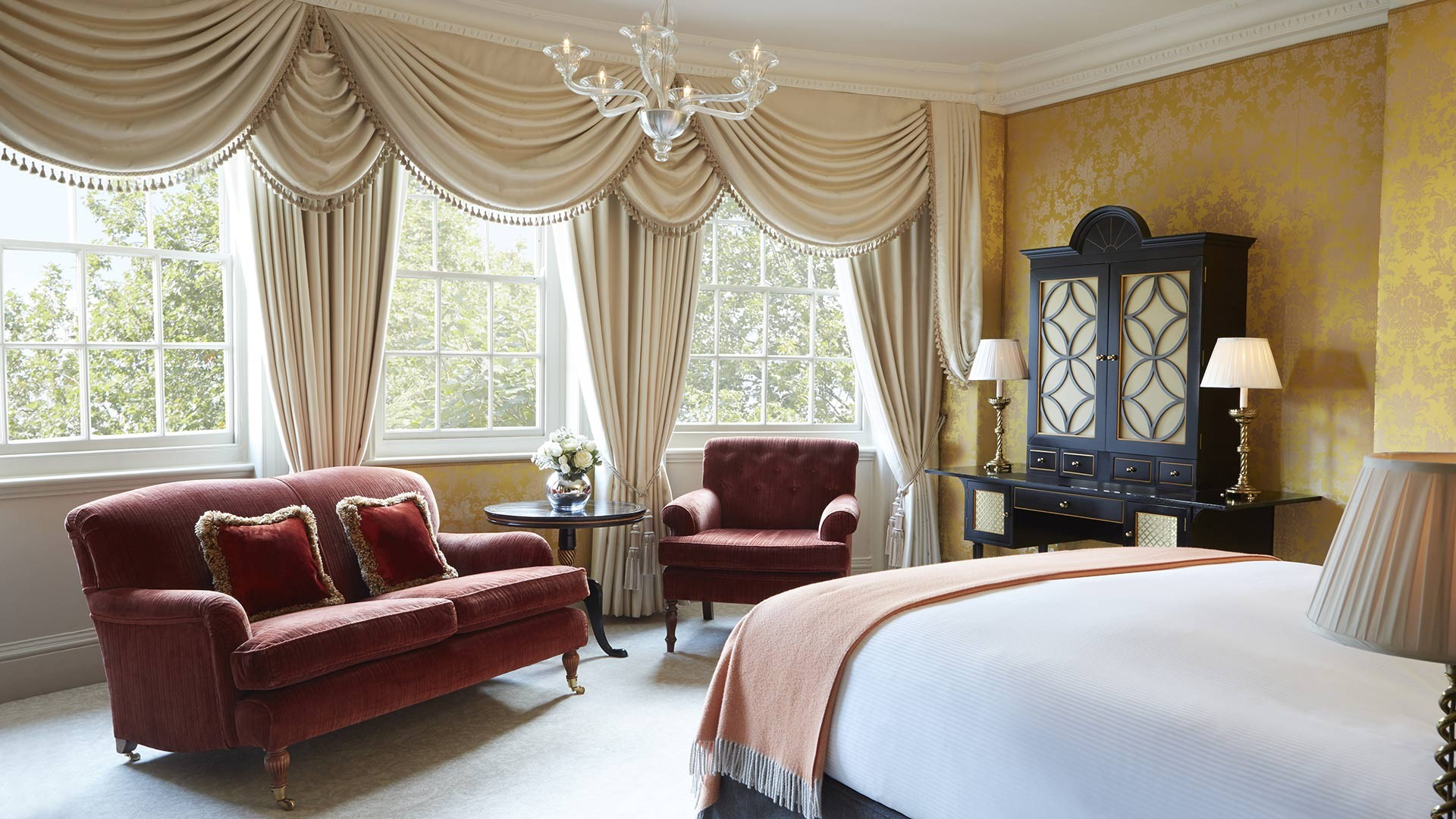 The Goring Luxury 5 Star Hotels Victoria London Pride