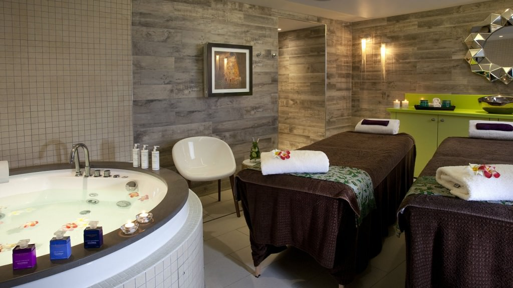 The Spa at Headland Hotel