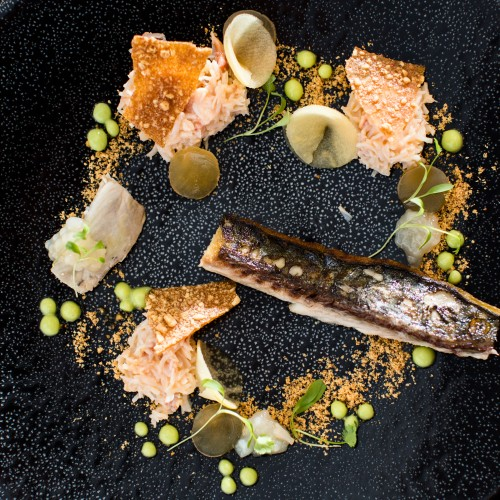Bovey Castle Mackerel Recipe Autumn 2017 -